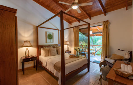 The Beach House, Nosara, Master bedroom