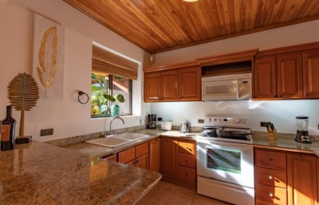 Beach House Nosara - Fully Modern Kitchen