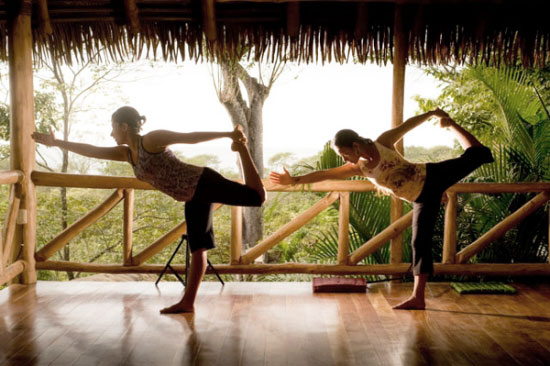 Yoga at Nosara, Guanacaste